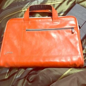 Computer/tablet case with handles